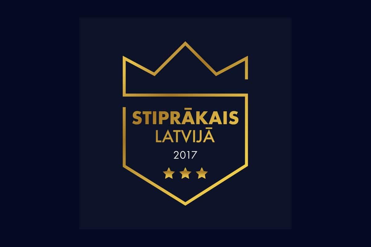 SIA Arhitekt - Stiprākais Latvijā 2017