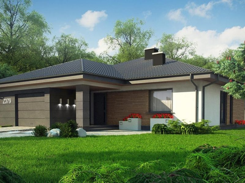 SIA Arhitekt, Gatavie māju projekti