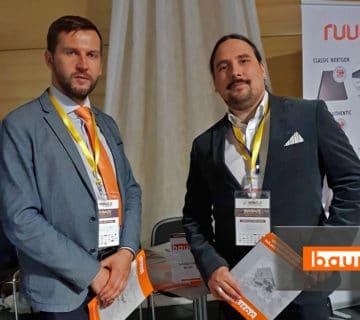 SIA Arhitekt sadarbības partneri BAUROC