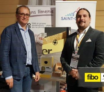 SIA Arhitekt partneri - Weber - Fibo Isover